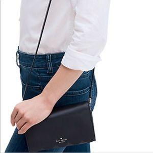 Kate Spade | Addison Scalloped Crossbody Bag NEW